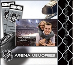 National Hockey League NHL 8x8 Scrapbook / Ticket & Photo Album