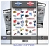 National Hockey League NHL 8x8 Ticket & Photo Album Scrapbook
