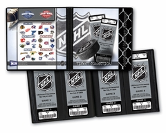 National Hockey League Ticket Album