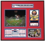 Nationals 2008 Opening Day Ticket Frame