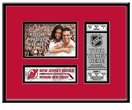 New Jersey Devils 4x6 Photo and Ticket Frame