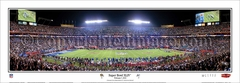 New Orleans Saints Super Bowl XLIV - vs Colts Panoramic Photo