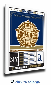 new york giants world series championships gallery