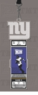 New York Giants Engraved Ticket Holder