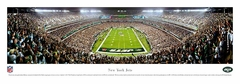 New York Jets - End Zone 40x13.5 Panoramic Photo