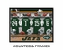 New York Jets Personalized Locker Room Print - 2013 Rosters Updated