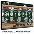 New York Jets Personalized Locker Room Print