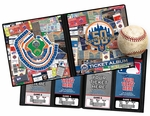 New York Mets 50th Anniversary Ticket Album