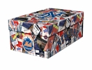 New York Mets MLB Souvenir Ticket Photo Box