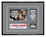 New York Yankees 4x6 Photo and Ticket Frame