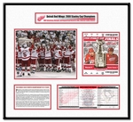 NHL Ticket Frames
