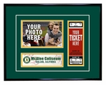 Oakland Athletics 4x6 Photo and Ticket Frame