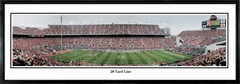 Ohio State Buckeyes 20 Yard Line - vs. Penn State (2002) Panoramic Photo