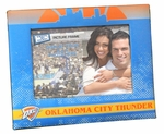 Oklahoma City Thunder 4x6 Picture Frame