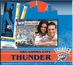 Oklahoma City Thunder 8x8 Scrapbook - Ticket & Photo Album