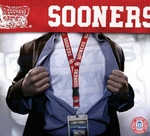 Oklahoma Sooners NCAA Lanyard Key Chain and Ticket Holder