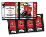 Ottawa Senators Ticket Album