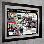 Ottawa Senators Ticket & Photo Collage Frame