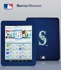 Pangea Sillicone Ipad Case - Seattle Mariners