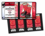 Personalized Calgary Flames Ticket Album