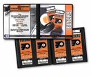 Personalized Philadelphia Flyers Ticket Album