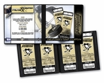 Personalized Pittsburgh Penguins Ticket Album