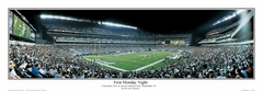 Philadelphia Eagles First Monday Night - Lincoln Financial Field (9/8/03) Panoramic Photo