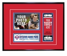 Philadelphia Phillies 4x6 Photo and Ticket Frame