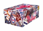 Philadelphia Phillies MLB Souvenir Ticket Photo Box