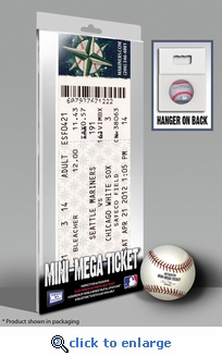 Phillip Humber Perfect Game Mini-Mega Ticket - Chicago White Sox