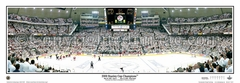 Pittsburgh Penguins 2009 Stanley Cup Champions  Panoramic Photo