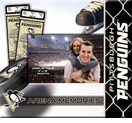 Pittsburgh Penguins 8x8 Ticket & Photo Album Scrapbook