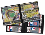 Pittsburgh Pirates Ticket Album