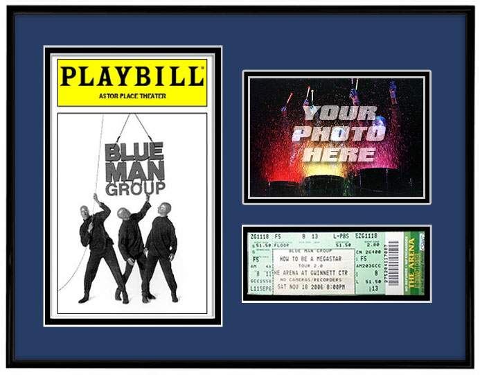 generic ticket frames