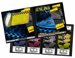 Racing Ticket Album