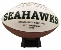 Signature Series Team Full Size Footballs - Seattle Seahawks