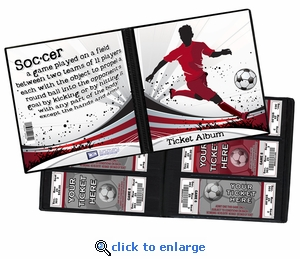 Soccer Ticket Album