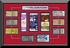 St Louis Cardinals 11 Time World Series Champions Tickets to History Replica Ticket Frame