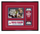 St Louis Cardinals 4x6 Photo and Ticket Frame