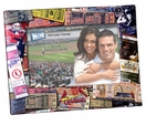 St Louis Cardinals 4x6 Picture Frame - Ticket Collage Design