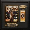 Super Bowl XLIV (44) Saints vs Colts