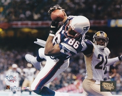 Super Bowl XXXVI David Patterson TD - New England Patriots