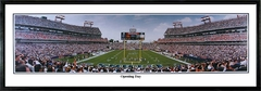 Tennessee Titans Opening Day - Home Stadium  (9/12/99) Panoramic Photo