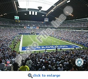 Texas Stadium Dallas Cowboys 8x10 Photo