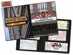 Theater Ticket Album