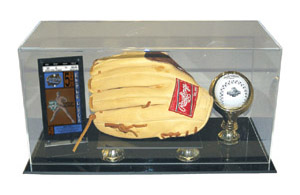 Ticket Display Cases