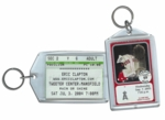 Ticket / Photo Key Chain