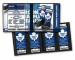 Toronto Maple Leafs Ticket Album