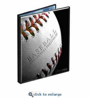 Ultra Pro Baseball Collectors Portfolio