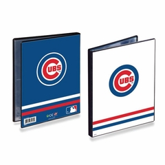 Ultrapro Baseball Card 4 Pocket Portfolio- Chicago Cubs